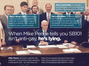 The lies of Mike Pence